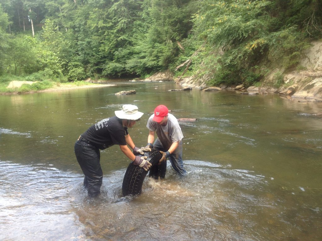 StreamSweepers River Maintenance